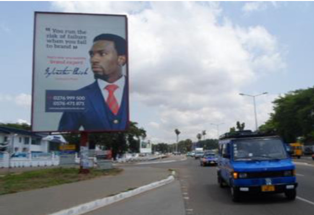 9m high x 6m wide billboard for rent ghana billboard advertisement 9m high x 6m wide billboard for rent fandeluxe Image collections
