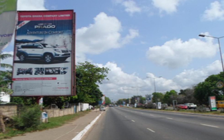 9m high x 6m wide billboard for rent in airport ghana 9m high x 6m wide billboard for rent in airport fandeluxe Images